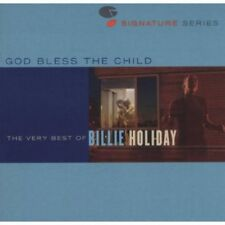 God Bless The Child: Very Best Of Billie Holiday - Billie Holida (2013, CD NEUF)