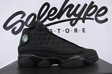 NIKE AIR JORDAN 13 RETRO BG GS BOYS BLACK CAT ANTHRACITE 884129 011 SZ 5.5 Y