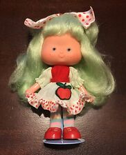 Vintage Brazilian Strawberry Shortcake Little Apple New Wave Series Brazil Doll
