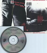 THE ROLLING STONES-STICKY FINGERS-USA-ROLLING STONES REC. CK40488-CMU P 115-CD-M