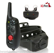 Dogtra iQ CLiQ Clicker Remote Dog Shock Collar Trainer Clicker & eCollar in One!