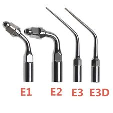 4PC Dental Endo TipS E1 E2 E3 Fit For EMS Woodpecker Ultrasonic Scaler Handpiece