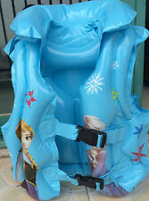 FROZEN INFLATABLE FINDING NEMO KIDS LIFE JACKET CHILDRENS SWIMMING POOL VEST