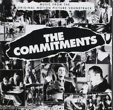 THE COMMITMENTS (NEW SEALED CD) ORIGINAL MOTION PICTURE FILM SOUNDTRACK VOLUME 1