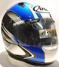 Arai Astro J Aurora-2 Blue White motorcycle helmet-Yamaha colors-Astral-GSXR