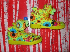 Adidas x Jeremy Scott Flower Power Teddy Bear Shoes