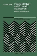 Income Elasticity and Economic Development : Methods and Applications 42 by...