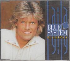 Blue System CD-SINGLE LAILA