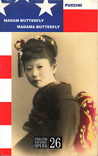 ENGLISH NATIONAL OPERA GUIDE No.26 - PUCCINI'S MADAM BUTTERFLY - CALDER PB(1990)