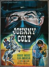 JOHNNY COLT Affiche Cinéma / Movie Poster 160x120 Robert Wodds
