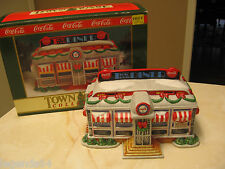 COCA COLA TOWN SQUARE BUILDING - TICK TOCK DINER - 1992 1ST IN SERIES