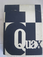 DRAKE UNIVERSITY QUAX 1968 YEARBOOK  - DES MOINES IOWA