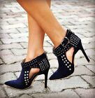 FASHION WOMAN SHOES SPECIAL DESIGN HIGH HEELS BROWN BLACK BLUE WOMAN MS15004