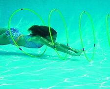 Underwater Slalom Hoops Swim Course LEARN TO SWIM Swimline Diving Game Pool 8055
