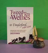 C Managh: Tweed, Tea & Wellies ~ To Daylesford, With Love/Daylesford VIC/travel