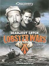 LOBSTER WARS - DEADLIEST CATCH, THE DRAMATIC QUEST FOR SEA GOLD - 3 DVD BOX SET