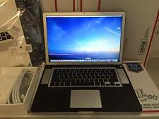 "CUSTOM 15"" APPLE MACBOOK PRO LAPTOP~CORE I7~8GB~2TB HD~ANTIGLARE!!!"