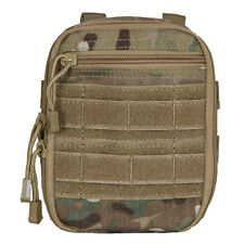 NEW Military Tactical Multi-Field Tool & Accessory MOLLE Pouch Gear GEN MULTICAM
