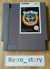 Nintendo NES Tiny Toon Adventures PAL