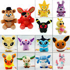 Pokemon FNAF Five Nights at Freddy's Kids Soft Plush Stuffed Animal Dolls Toys