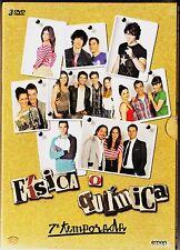 FISICA O QUIMICA: 7ª temporada, completa. Comedia dramática juvenil española.