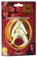 Elven Ear Tips Elf Lord of the Rings Hobbit Dress Up Halloween Costume Accessory