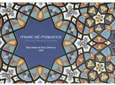 Music Of Morocco: Recorded By Paul Bowles 1959 - Paul Bowles (2016, CD NIEUW)