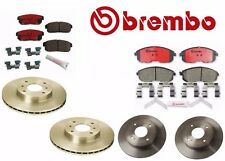 Front and Rear Disc Brake Pads and Rotors Brembo fits Infiniti G20 I30 I35