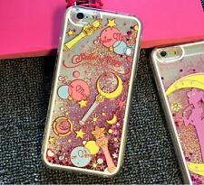 Sailor moon Anime Manga für iPhone 5/5S Hard Case Hülle Schutzhüll​e Backcover