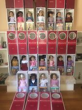 American Girl Complete Historical Collection  Kaya Molly Ivy Cecile Julie Nellie