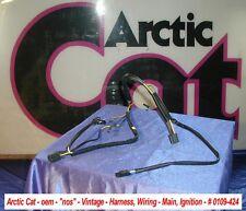 Arctic Cat Main Ignition Wiring Harness # 0109-424 '73 Puma Vintage