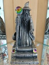 Myth and Magic - 5033 Saruman - V. RARE Tudor Mint LORD OF THE RINGS Tolkien !