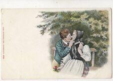 Germany Vintage U/B Chromo Postcard [4000] Carl Schoenwalter Cannstatt 880a