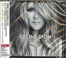 Sealed! CELINE DION Loved Me Back To Life JAPAN CD w/BONUS SICP-3912