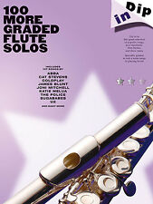 100 More Graded Solos for Flute Sheet Music Book *NEW*