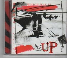 (GA375) Crispin J Glover, Which Way Is Up - 2004 CD