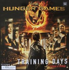 The Hunger Games Board Game Training Days Strategy SEALED NEW
