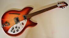 Rickenbacker 330 Guitar outfit - fireglo