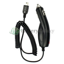 Rapid Car DC Charger Plug For Garmin Nuvi 255W 270 1350
