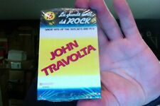 John Travolta- Grande Storia del Rock #16- new/sealed cassette tape