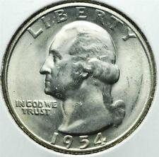 1954 S Washington Quarter, Ships for Free, Wq19