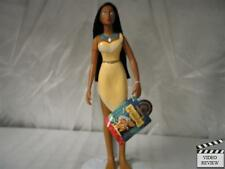 Pocahontas vinyl doll; Applause, New, 10 inches tall