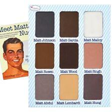 (6 Pack) theBalm Meet Matt(e) Nude Eyeshadow Palette - 9 Shades