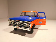 1973 Ford F-100 Gulf Oil Service Pick-UP MIB First Gear # 49-0281 MIB
