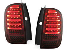 DACIA DUSTER LIGHTBAR RED/SMOKE CARDNA LED TAIL TAILLIGHTS