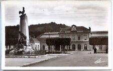 CP 55 MEUSE - Bar-le-Duc - La Gare et le Monument de 1870