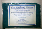 Candy Floss Blue Raspberry concentrate Flossine FLAVOURING AND COLOURING