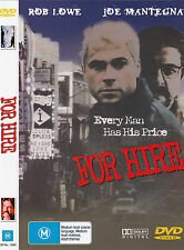 For Hire-1998-Rob Lowe-Movie-DVD