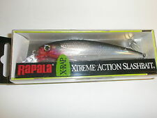 Rapala X Rap Saltwater 10cm 13g SILVER Fishing tackle