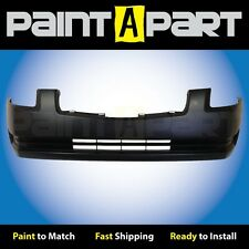 Fits: 2004 2005 2006 Nissan Maxima Front Bumper Cover (NI1000211) Painted